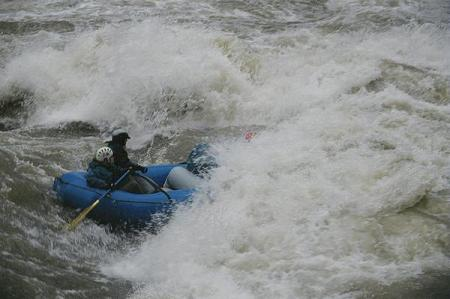 Whitewater Rafting Spring 2005